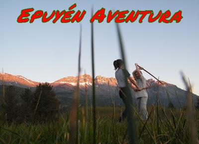 Artes marciales en la naturaleza - Epuyén Aventura