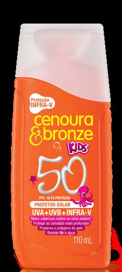 Cenoura &  Bronze Kids