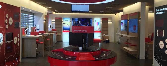 Vodafone ofrece descuentos con permanencia