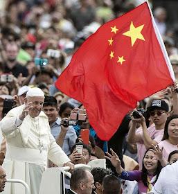 O diálogo Vaticano-Pequim prepara uma 'falsa igreja católica' na China