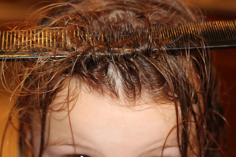 Как распутать запутанные волосы ветром
