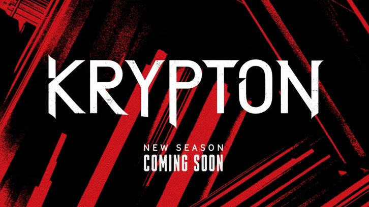 Krypton - Season 2 - Promos, Featurettes, Posters + Premiere Date *Updated 25th May 2019*