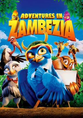 Zambezia (2012) [BRrip 1080p] [Latino] [Animación]