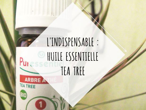 Aromathérapie & Soin anti-poux naturel : huile essentielle arbre à thé