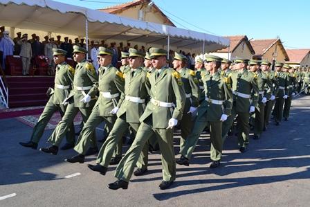 وهران.. تخرج دفعات جديدة بالمدرسة العليا للإدارة العسكرية