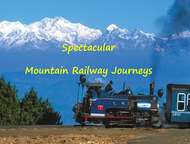 Toy Train Journeys in India