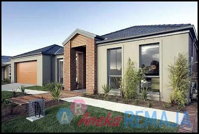 model rumah cantik sederhana 6