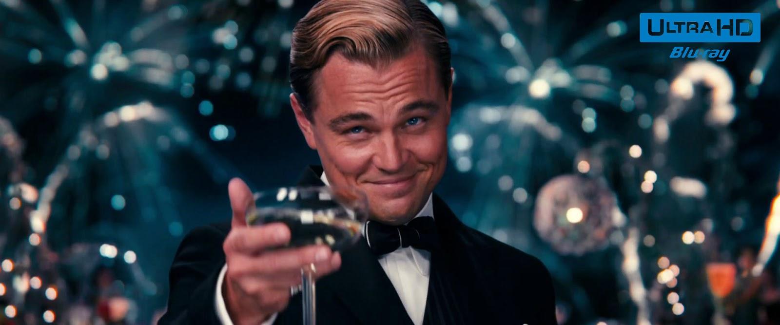 The Great Gatsby 4K (2013) 4K Ultra HD Blu-ray