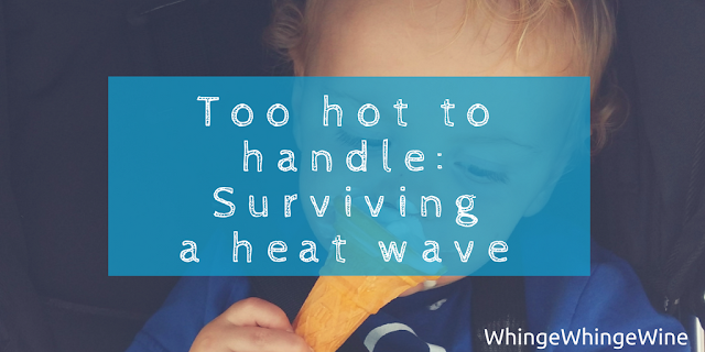 Too hot to handle: Top tips for surviving a heat wave with toddlers