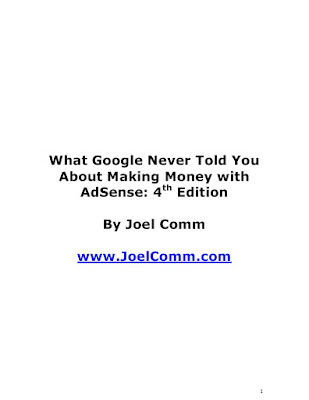 Adsense Secrets 4th Edition in PDF Download eBook