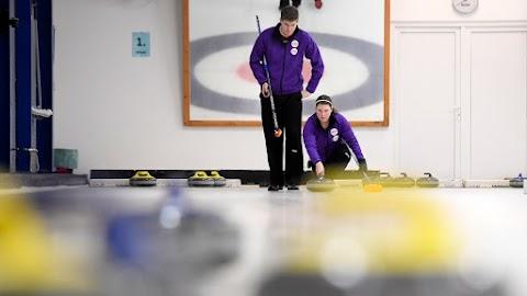 Palancsa Dorottya és Kiss Zsolt nyerte a vegyespáros curlingbajnokságot
