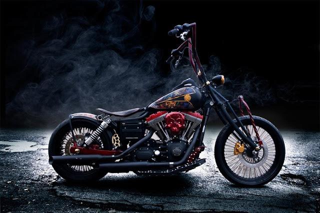 Harley Davidson Dyna Street Bob FXDB Series