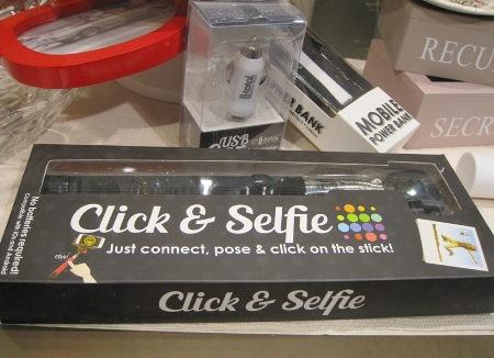 Palo para selfies