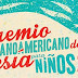 Premio Hispanoamericano de Poesía para Niños 2017
