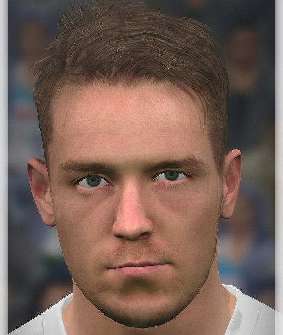 Pes 2017 Lucas Biglia Face By Sameh Momen: PES2017. Face Diego Perotti & Hubocan By Bono