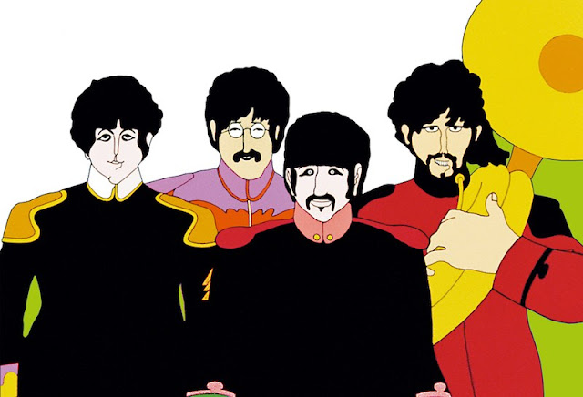 Un Clásico: The Beatles - Yellow Submarine