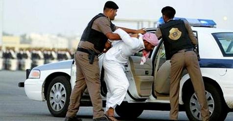 Jamaah Haji, Jangan Sekali-kali Selfie Dengan Polisi Saudi, Ini Bahayanya!