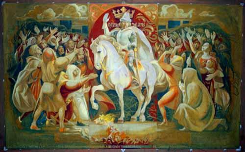 CASA DUCAL DE GOA E DE CAMINHA E CONDADO DE BASCONCILLOS DEL TOZO  A DINASTIA DE AVIZ 1385