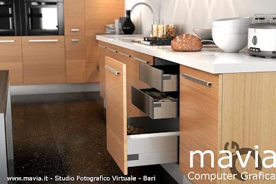 Arredamento di interni: Rendering 3d Interni - Modellazione ...