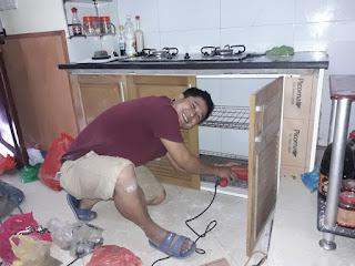 sửa chữa tủ bếp tại tphcm