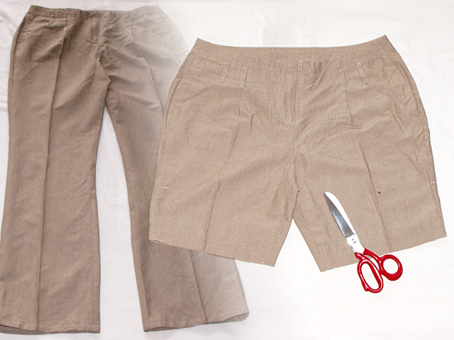 przeróbka spodni