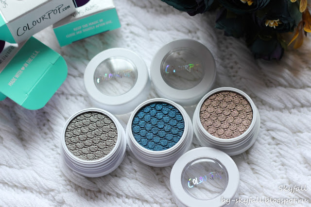 тени колорпоп, ColourPop Super Shock Shadow, отзывы
