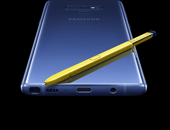Samsung Galaxy Note 9: December security Patch Now Available