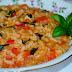 Receita de risoto de tomates Vegano