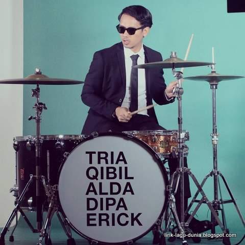 Erick Drummer The Changcuters - instagram