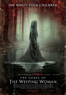 Thriller Hollywood Terbaru Produksi Warner Bros Review The Curse of the Weeping Woman 2019 Bioskop