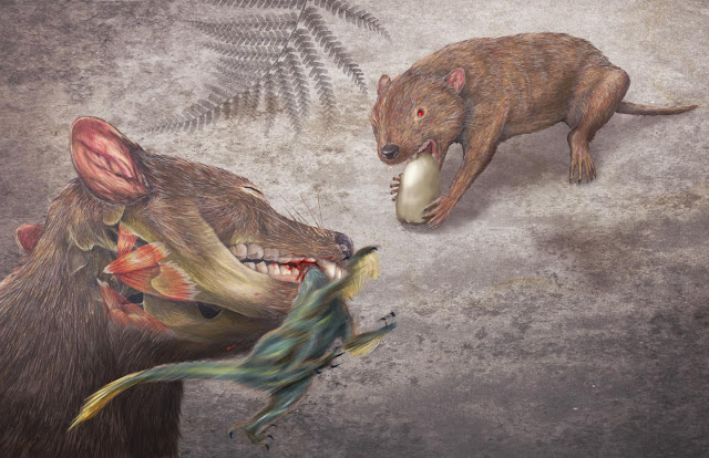 New study finds mammals during age of dinosaurs packed a powerful bite