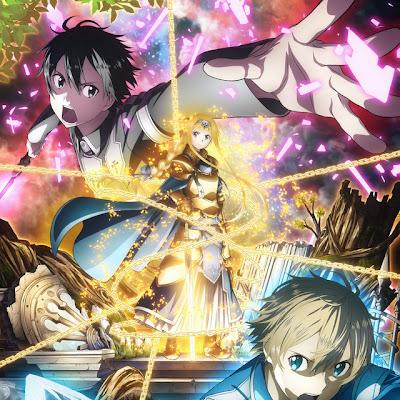 Sword Art Online: Alicization revela nuevo tráiler y su equipo