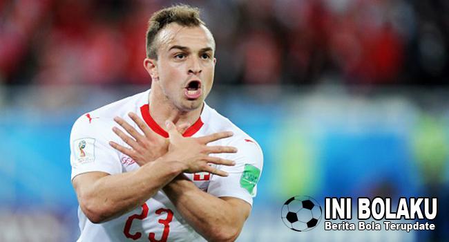 Hasil Serbia vs Swiss Skor Akhir 1-2 | Fase Group E World Cup 2018