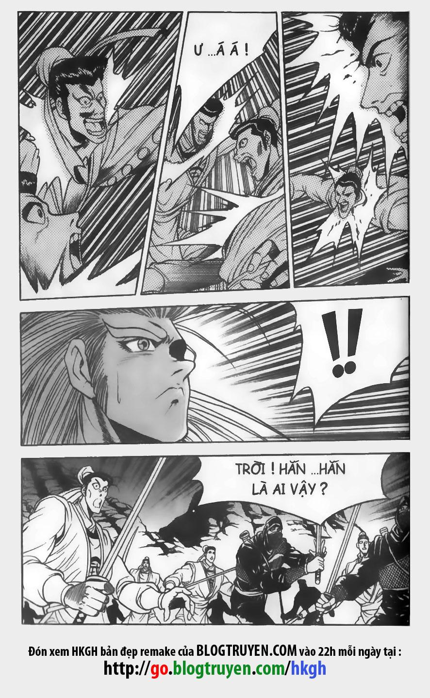 Hiệp Khách Giang Hồ Chap 026
