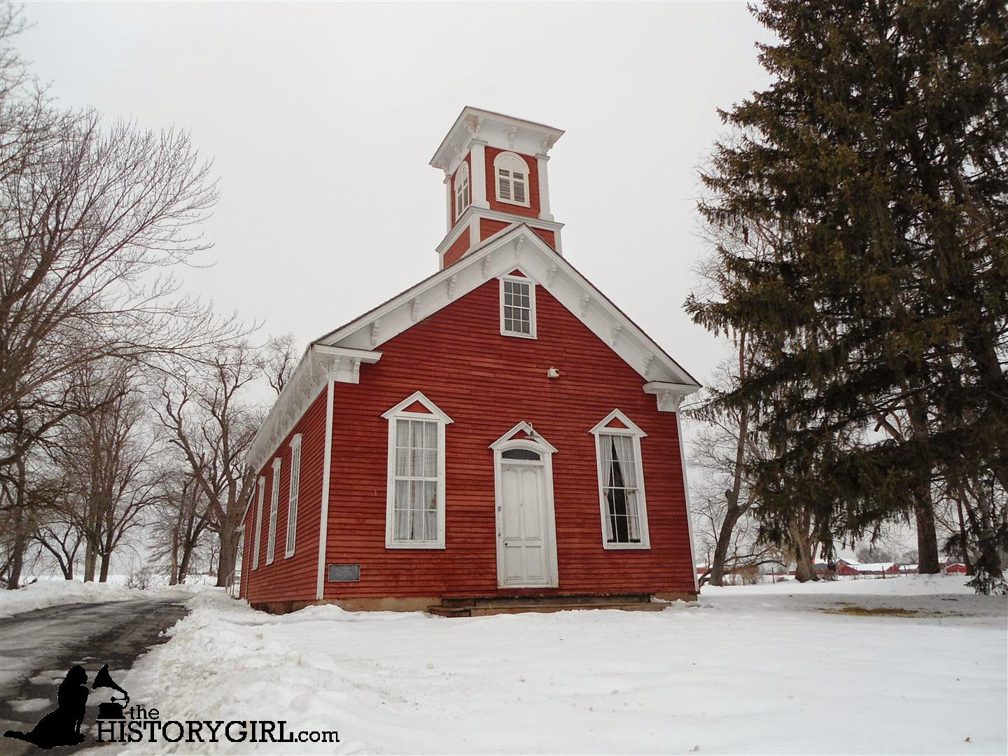 Somerset County S Last One Room Schoolhouse South Branch