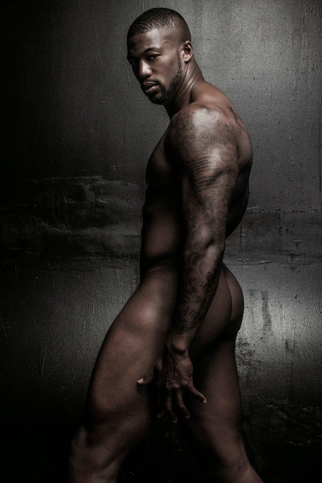 Black Men Butt 46