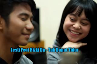 Download Lagu Lesti Tak Dapat Tidur Mp3 Feat Rizki Da (Duet Paling Romantis),Lesti Da, Rizki Ridho Da4, Dangdut, Lagu Cover,