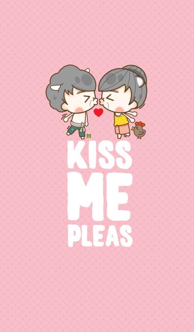 Kiss Me Pleas