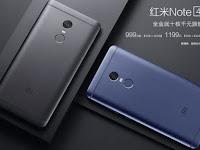 versi Redmi Note 4 Qualcomm