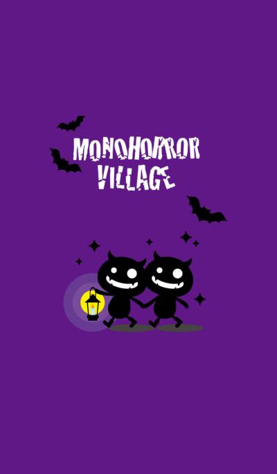 MONO HORROR VILLAGE -Halloween-
