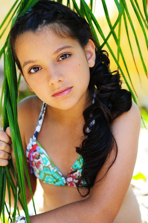 Talented Kids And Teens: Model/Actress Nelly Bitros