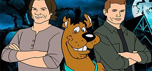 Crossover Scooby-doo e Supernatural