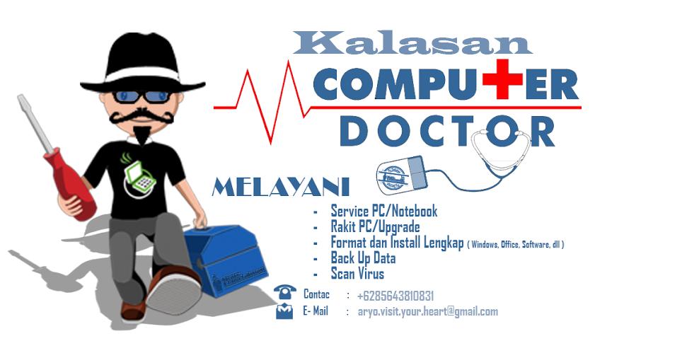 Jasa Instal Ulang Dan Service Komputer