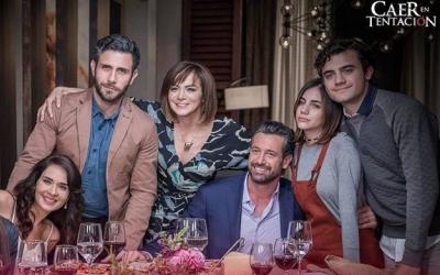 Caer en tentación Synopsis And Cast: Mexican Telenovelas