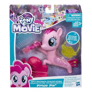 Pinkie Pie Seapony Brushable