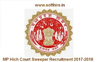 MP Hich Court Sweeper Recruitment