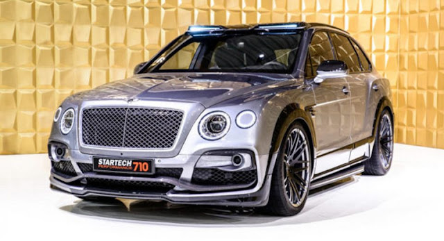 Bentley, Bentley Bentayga, Startech, Tuning