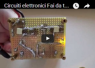Circuiti elettronici Fai da te o made in China ?