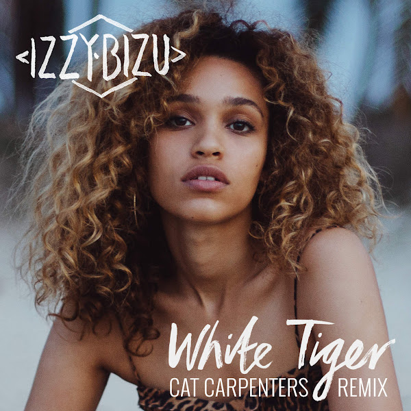 Izzy Bizu - White Tiger (Cat Carpenters Remix) - Single Cover