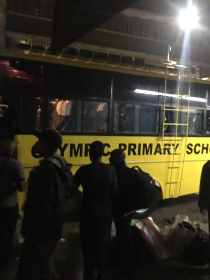 carry%2B3 - Kibera constituency CDF funded bus caught operating as PSV, it was ferrying passengers from Nairobi to Bomet(PHOTOs)